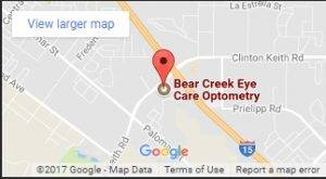 bear creek map image